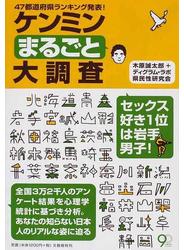 ケンミンまるごと大調査 47都道府県ランキング発表!