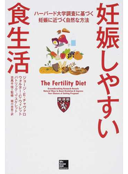 妊娠しやすい食生活 ハーバード大学調査に基づく妊娠に近づく自然な方法