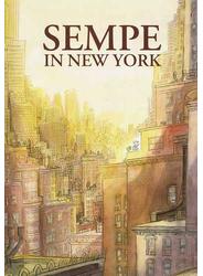SEMPE IN NEW YORK ジャン=ジャック・サンペ ニューヨーカーイラスト集