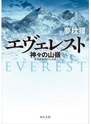 エヴェレスト 神々の山嶺