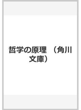 哲学の原理(角川文庫)