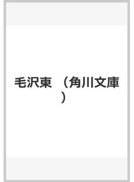 毛沢東(角川文庫)