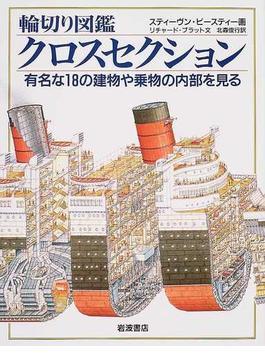 クロスセクション 輪切り図鑑 有名な18の建物や乗物の内部を見る
