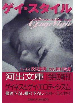 ゲイ・スタイル(河出文庫)