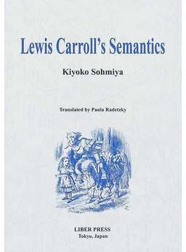 Lewis Carroll's semantics