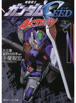機動戦士ガンダムSEED ASTRAY 1(角川スニーカー文庫)