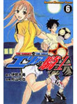 エリアの騎士 6 (講談社コミックスマガジン)(少年マガジンKC)