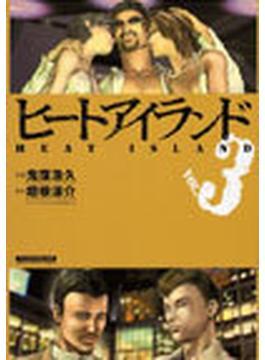 ヒートアイランド 3 (マンサンコミックス)