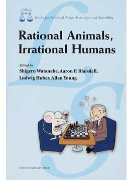 Rational Animals,Irrational Humans
