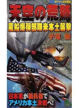 天空の荒鷲 風船爆弾部隊米本土襲撃 書下ろし架空戦記