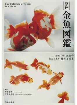 原色金魚図鑑 かわいい金魚のあたらしい見方と提案