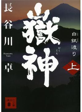 嶽神 上 白銀渡り(講談社文庫)