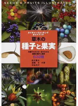 草木の種子と果実 形態や大きさが一目でわかる植物の種子と果実632種