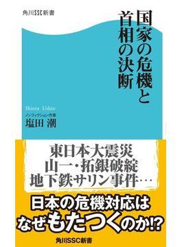 【期間限定価格】国家の危機と首相の決断(角川SSC新書)