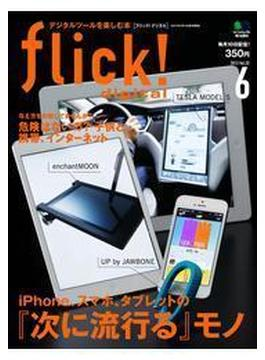 flick! 2013年6月号(flick!)