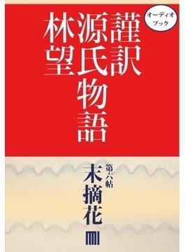 【セット商品】謹訳 源氏物語 第2巻(第六~十一帖)【オーディオブック】