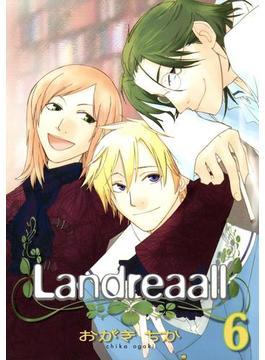 【6-10セット】Landreaall(ZERO-SUMコミックス)