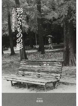 形なきものの影 上村武男写真文集