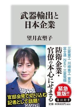 武器輸出と日本企業(角川新書)