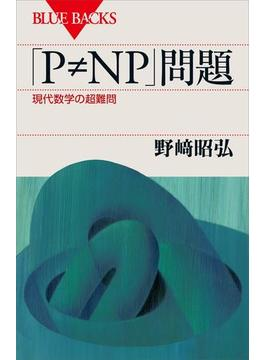 【期間限定価格】「P≠NP」問題 現代数学の超難問(講談社ブルーバックス)