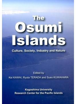 The Osumi Islands Culture, Society, Industry and Nature