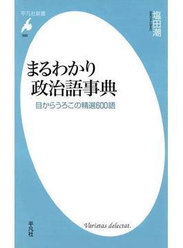 まるわかり政治語事典(平凡社新書)
