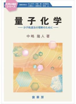 量子化学 ~分子軌道法の理解のために~(化学の指針シリーズ)