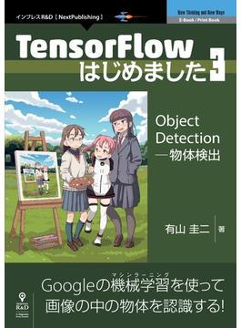 【オンデマンドブック】TensorFlowはじめました3 Object Detection ─ 物体検出