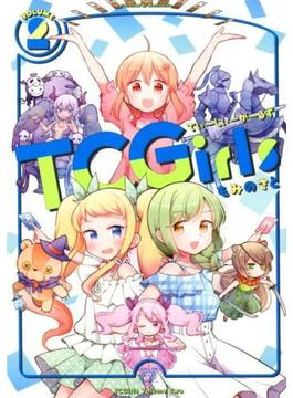 TCGirls 2 (MANGA TIME KR COMICS)
