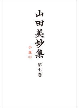山田美妙集 第7巻 小説 7