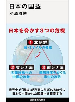 日本の国益(講談社現代新書)
