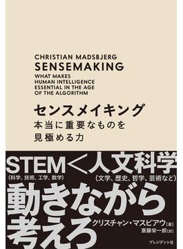 センスメイキング 本当に重要なものを見極める力 文学、歴史、哲学、美術、心理学、人類学、…テクノロジー至上主義時代を生き抜く審美眼を磨け