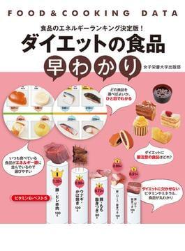 ダイエットの食品早わかり 食品のエネルギーランキング決定版!