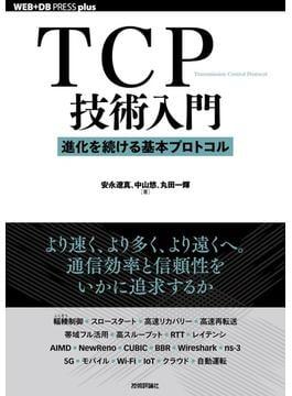 TCP技術入門 進化を続ける基本プロトコル