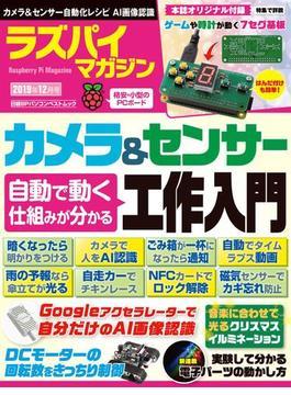 ラズパイマガジン 2019年12月号(日経BPパソコンベストムック)