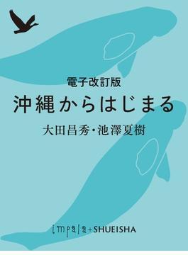 電子改訂版 沖縄からはじまる(集英社学芸単行本)