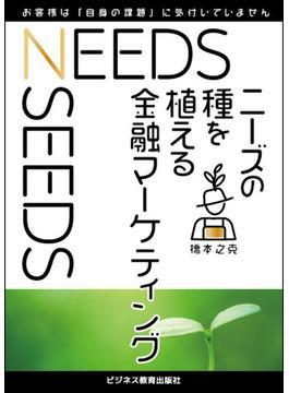 ニーズの種を植える金融マーケティング お客様は「自身の課題」に気付いていません