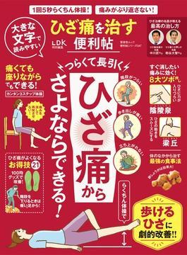 晋遊舎ムック 便利帖シリーズ047 ひざ痛を治す便利帖(晋遊舎ムック)