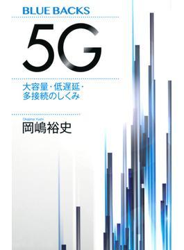 5G 大容量・低遅延・多接続のしくみ(ブルー・バックス)