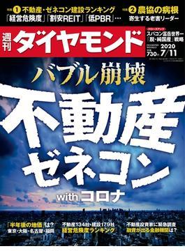 週刊ダイヤモンド  20年7月11日号(週刊ダイヤモンド)