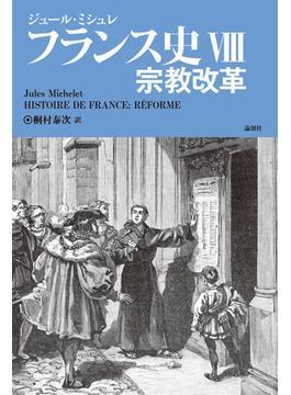フランス史 8 宗教改革