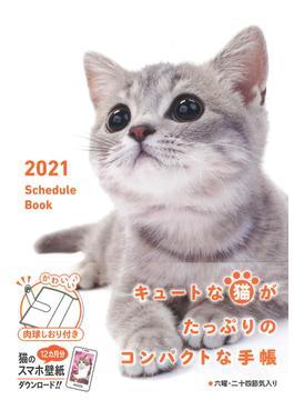 2021 Schedule Book CAT(2021 スケジュールブック キャット)