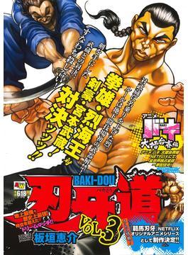 刃牙道  3 (AKITA TOP COMICS WIDE)
