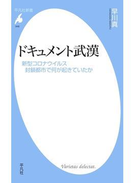 ドキュメント武漢(平凡社新書)