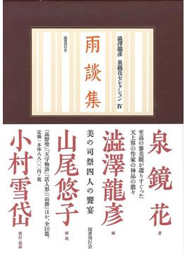 澁澤龍彦 泉鏡花セレクション 4 雨談集