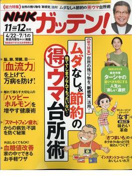 NHKガッテン 2020年 12月号 [雑誌]