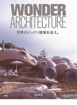 WONDER ARCHITECTURE 世界のビックリ建築を追え。