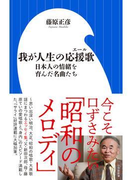我が人生の応援歌 日本人の情緒を育んだ名曲たち(小学館新書)