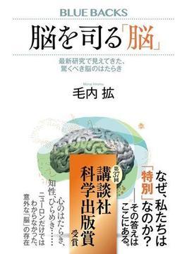 脳を司る「脳」 最新研究で見えてきた、驚くべき脳のはたらき(ブルー・バックス)