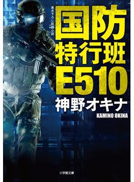国防特行班E510(小学館文庫)